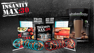 Insanity MAX:30 Challenge Pack