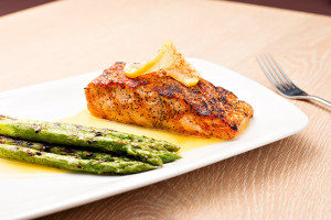 Perry's Grilled Salmon