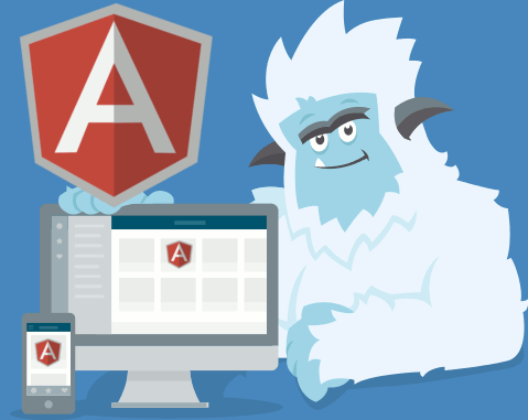 Foundation for Apps is an awesome responsive framework that utilizes the power of AngularJS.